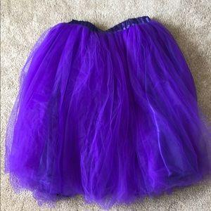 Dresses & Skirts - Purple (adult) tutu